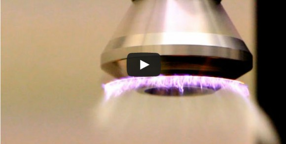 Video: Rutgers Cold Plasma Machine Fights Food Poisoning