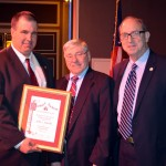 Former Essex County Agriculture Agent John Kupcho Honored For Distinguished Service to Agriculture