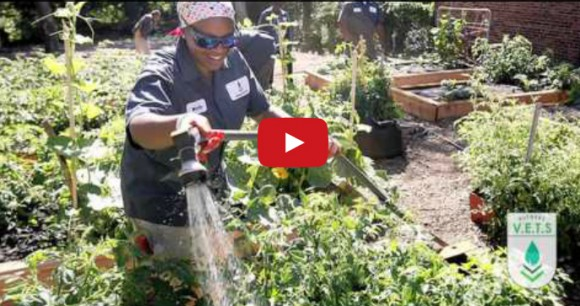 Video: Rutgers VETS Program 2015 Graduation
