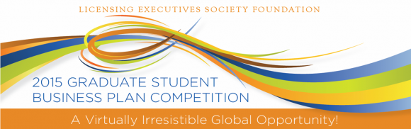 2015 Graduate Student competition logo