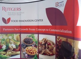 Rutgers and International Business Innovation Association to Launch Food Incubation Network