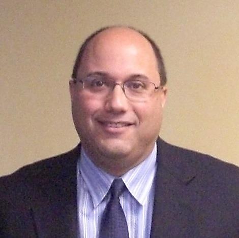 Rutgers FIC Director Lou Cooperhouse.