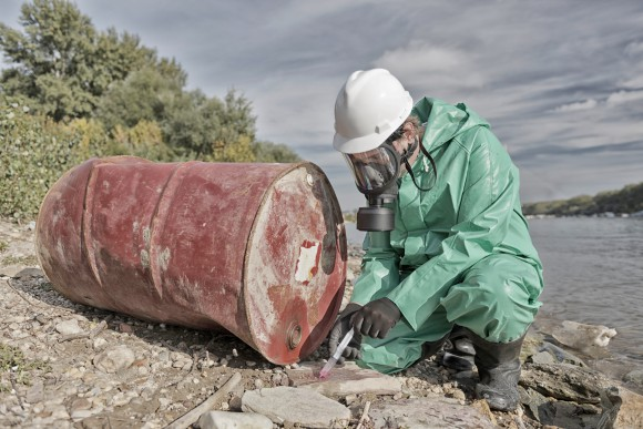 Environmental Forensics course teaches the most up-to-date techniques to employ in the field.