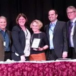 Jacques Cousteau Research Reserve Watershed Coordinator Lisa Auermuller Receives Floodplain Management Leadership Award