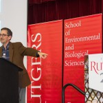 Award-Winning Journalist Andrew Revkin Launches SEBS 250th Anniversary Focusing on the Anthropocene