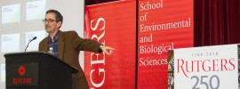 Award-Winning Journalist Andrew Revkin Launches SEBS 250th Anniversary Celebration of the Anthropocene