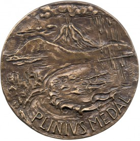The Plinius Medal awarded by the European Geosciences union.