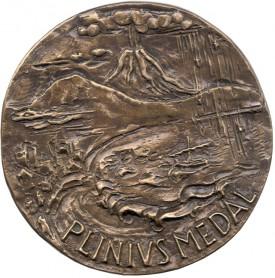 The Plinius Medal awarded by the European Geosciences union.