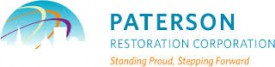 Paterson Restoration COrp logo
