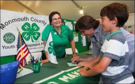 Monmouth County 4-H Volunteer.