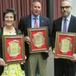 Six Alumni Honored in Annual Awards Ceremony