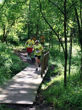 Run for the Woods - On the Course - Photo Credit-Joni Baumgarten