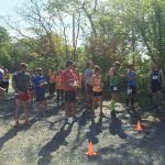The 10th Annual Run for the Woods Raised Over $1,000