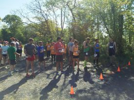 Run for the Woods - Starting Line - Photo Credit-Amanda Sorensen