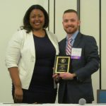 Christopher Gunning Recognized as the 2016 Emerging Dietetic Leader for the State of New Jersey