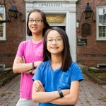Youngest Summer Scholar Ever, 9-Year-Old Ennyn Chiu, Finds a Perfect Fit at Rutgers