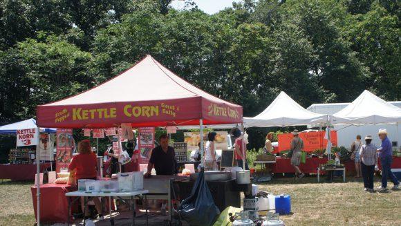 Rutgers Gardens Farm Market.