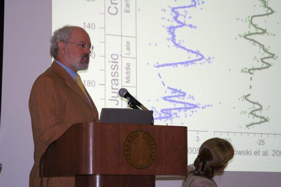 Alan Robock, distinguished professor, Department of Environmental Sciences.