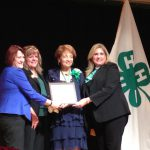 New Jersey's Stella Almeida Inducted into the National 4-H Hall of Fame