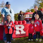 Rutgers Alumni Families Enjoy Tailgate Party for Kids at Homecoming