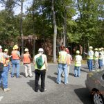 Assessing Tree Damage After the Storm: Rutgers Hosts Urban Forest Strike Team Task Specialist Training