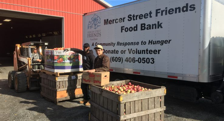 Rutgers Snyder Farm Harvest Feeds Hungry Residents and Makes a Hit in Rutgers Dining Halls