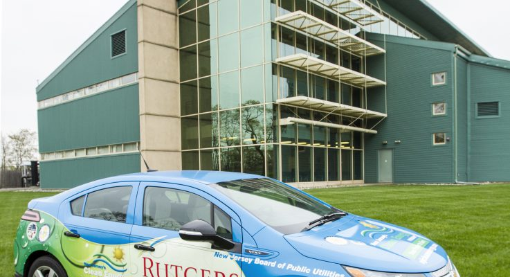 Rutgers EcoComplex Awarded $439,000 Grant from U.S. Department of Commerce