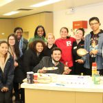 "IFNH Student Ambassador Alumna Presents ""Cooking on a Budget"" for Price Family Fellows"