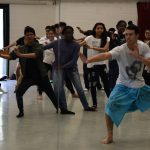 IFNH Partners with Mason Gross to Get Middle School Students Moving with Black Grace Dance Troupe