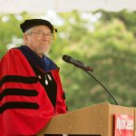 2017 SEBS Convocation Remarks by Executive Dean Bob Goodman