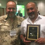 Debashish Bhattacharya Presented the Award of Excellence by the Phycological Society of America