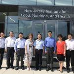 Delegation from Yunnan Agricultural University Visits SEBS