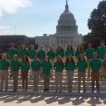New Jersey 4-H Teens Learn about Government at Annual Citizenship Washington Focus Conference
