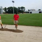 NJAES Turfgrass Program Guides Renovation of State-of-the-Art Rutgers Football Practice Field