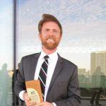 Assistant Professor Ethan Schoolman Receives 2017 Sustainability Award from Higher Education Association