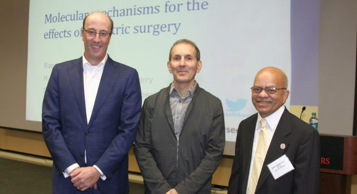 "Rutgers Holds 10th Annual Pioneers in Endocrinology Workshop on ""Gut and Metabolic Disease"""