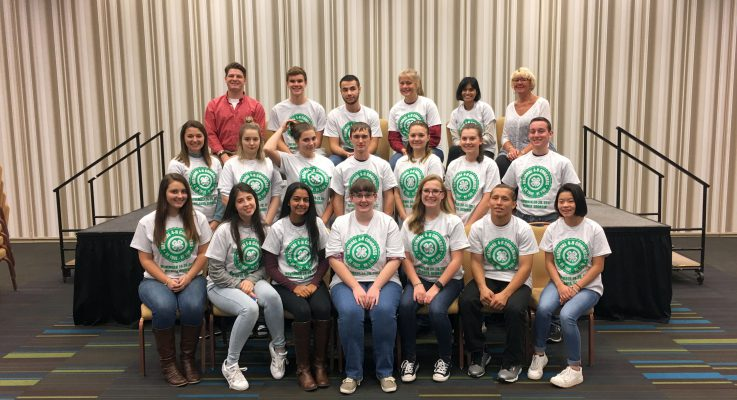 New Jersey Teens Attend National 4-H Congress in Atlanta, Georgia