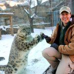 Jennifer Robertson CC'97, Keeper of the Big Cats