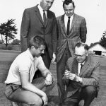 Turfgrass Faculty Ralph Engel (1915-1995) Named to Inaugural Class to be Inducted into NJ State Golf Association Hall of Fame