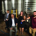 Four SEBS Alumni. Four New Jersey Wineries. One Common Goal