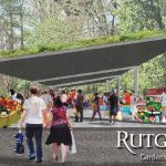 Year-Round Farm Market Under Construction in Rutgers Gardens