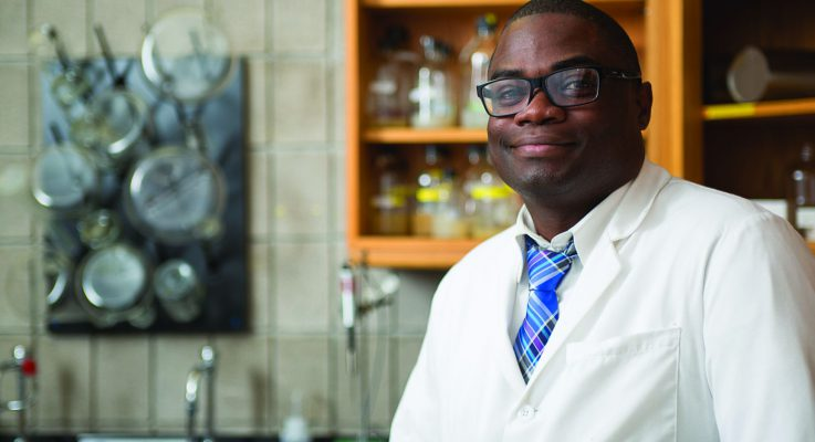 Fast Track, Young Alumni on the Move: André Hudson (GSNB'06)