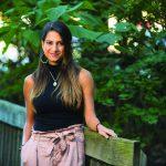 Fast Track, Young Alumni on the Move: Ariana Tsiattalos (SEBS'12)
