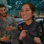 Department of Marine and Coastal Sciences and Rutgers Recreation Team up to Provide Undergrads with Scientific Diving Instruction