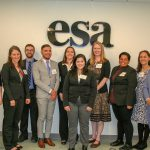 Johnny Quispe Selected by ESA as a Katherine S. McCarter Graduate Student Policy Award Recipient