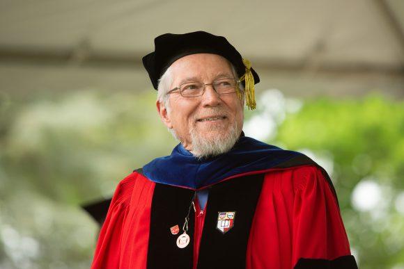 Dean Robert Goodman. Photo: John O'Boyle