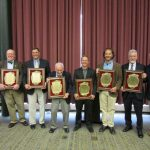 Six Alumni Honored with George H. Cook and Dennis M. Fenton Awards