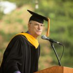 2018 SEBS Convocation Remarks by Outgoing Dean of Academic Programs Rick Ludescher