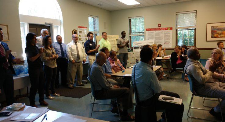 NJAES Board of Managers Hosts Urban Tour for Legislators