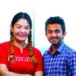 Two Graduates | One EOF Family